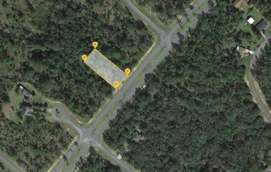 Over 1/3 acre lot ready for you to build, quick highway access, near lake!